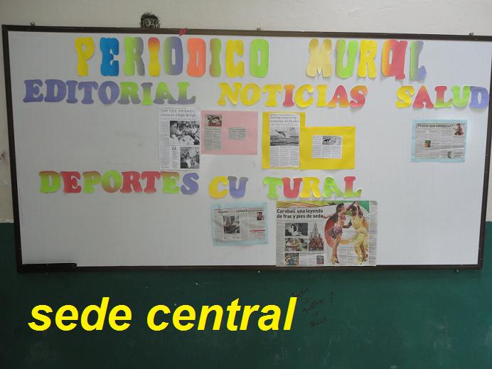 Periodico mural de graduaci n de primaria imagui for Editorial periodico mural
