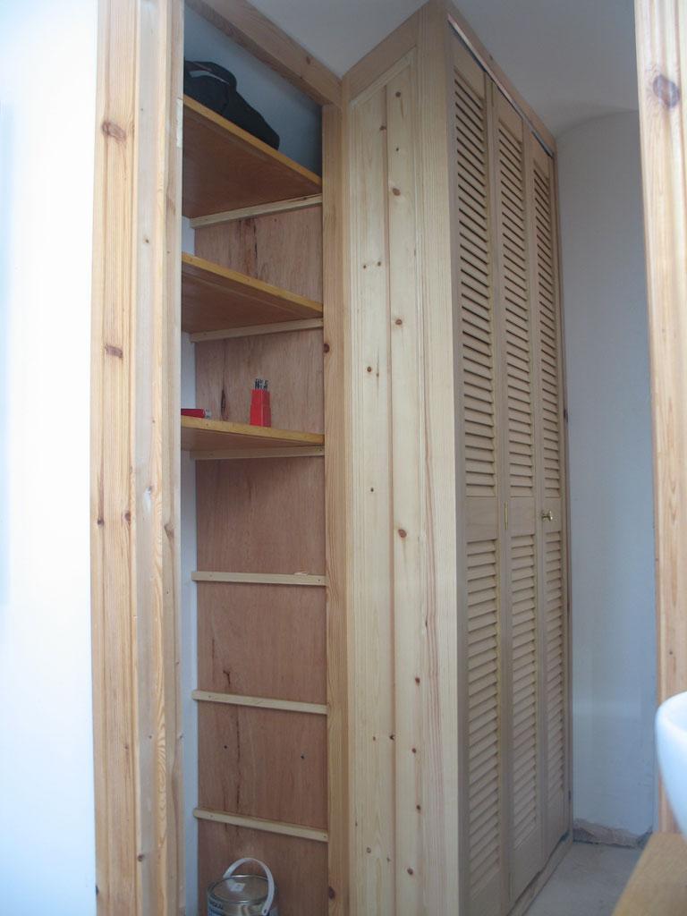 Tri Fold Doors : A victorian house renovation tri fold doors