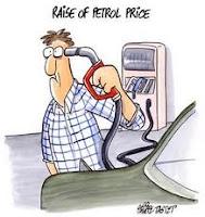 petrol naik