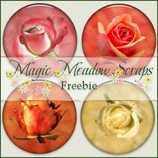 http://magicmeadowscraps.blogspot.com/2009/10/daily-freebie-glass-buttons-roses.html