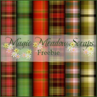 http://magicmeadowscraps.blogspot.com/2009/11/daily-freebie-xmas-collections-18-plaid.html