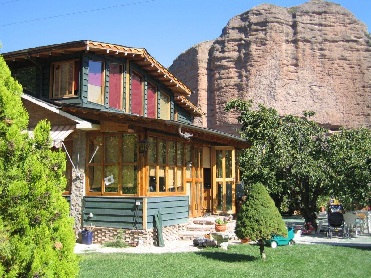 Fincas en alquiler casa verde for Hoteles en la rioja