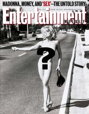 Madonna, Money and Sex on the Street - subtle. Even as a young child, ...