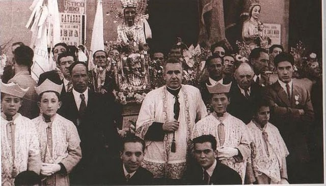Uxue uju atalaya de navarra las procesiones m s largas que se han hecho llevando en andas a Fotos de najera