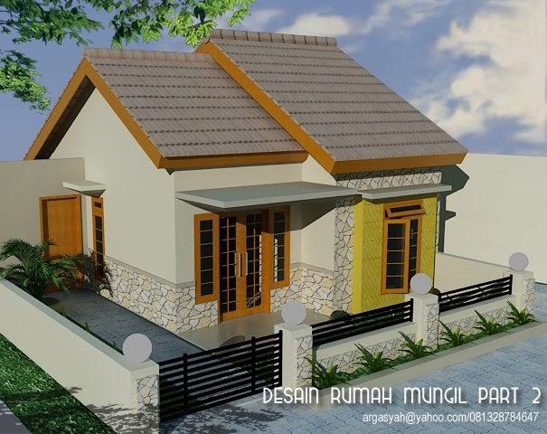 Desain Rumah Mungil Kumpulan Gambar Rumah