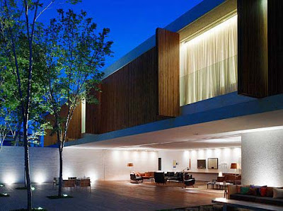 Minimalist House Design From Brazil