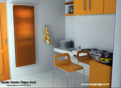 Gambar Desain Kamar Mandi Minimalis on Argajogja S Blog   Desain Interior Dapur Kecil Warna Ungu Menawan