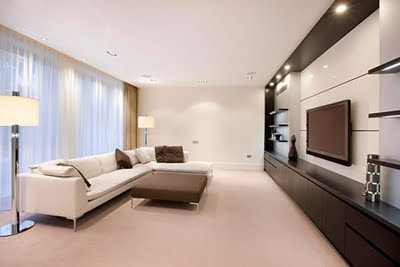 Minimalist Interior Design of Harrison Varma