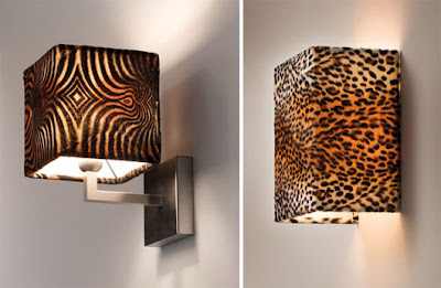 Modern Lamp Design The Animal Lampshade Collection From
