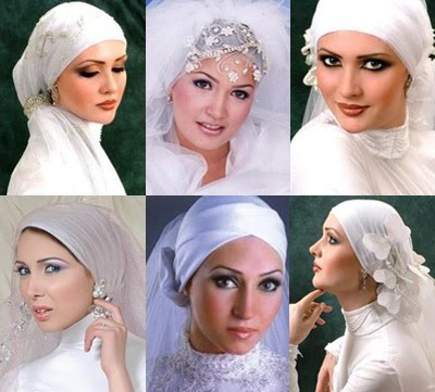 medora muslim Muslim brides can wear any dress they want.