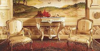 Decoracion de interiores estilo luis xvi habitaci n de for Decoracion de interiores luis xv