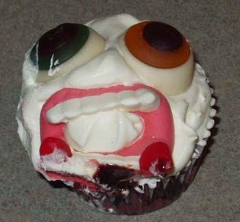 Hannibal Lecter Cake