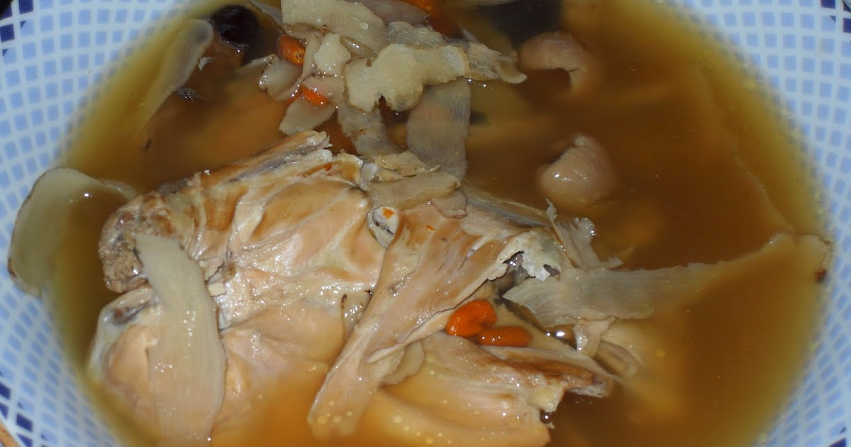 how to make chinese chicken soup at home