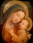 Consecrated to Mary...Blessed Mother, Please Pray for Us!