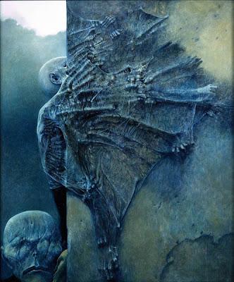beksiński śmierć