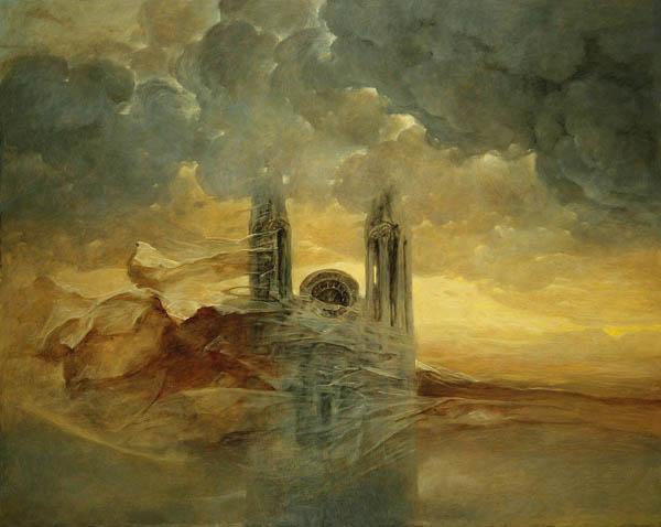 katedra chmury