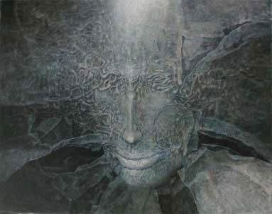 ostatnie obrazy Beksińskiego