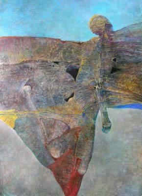 obraz namalowany