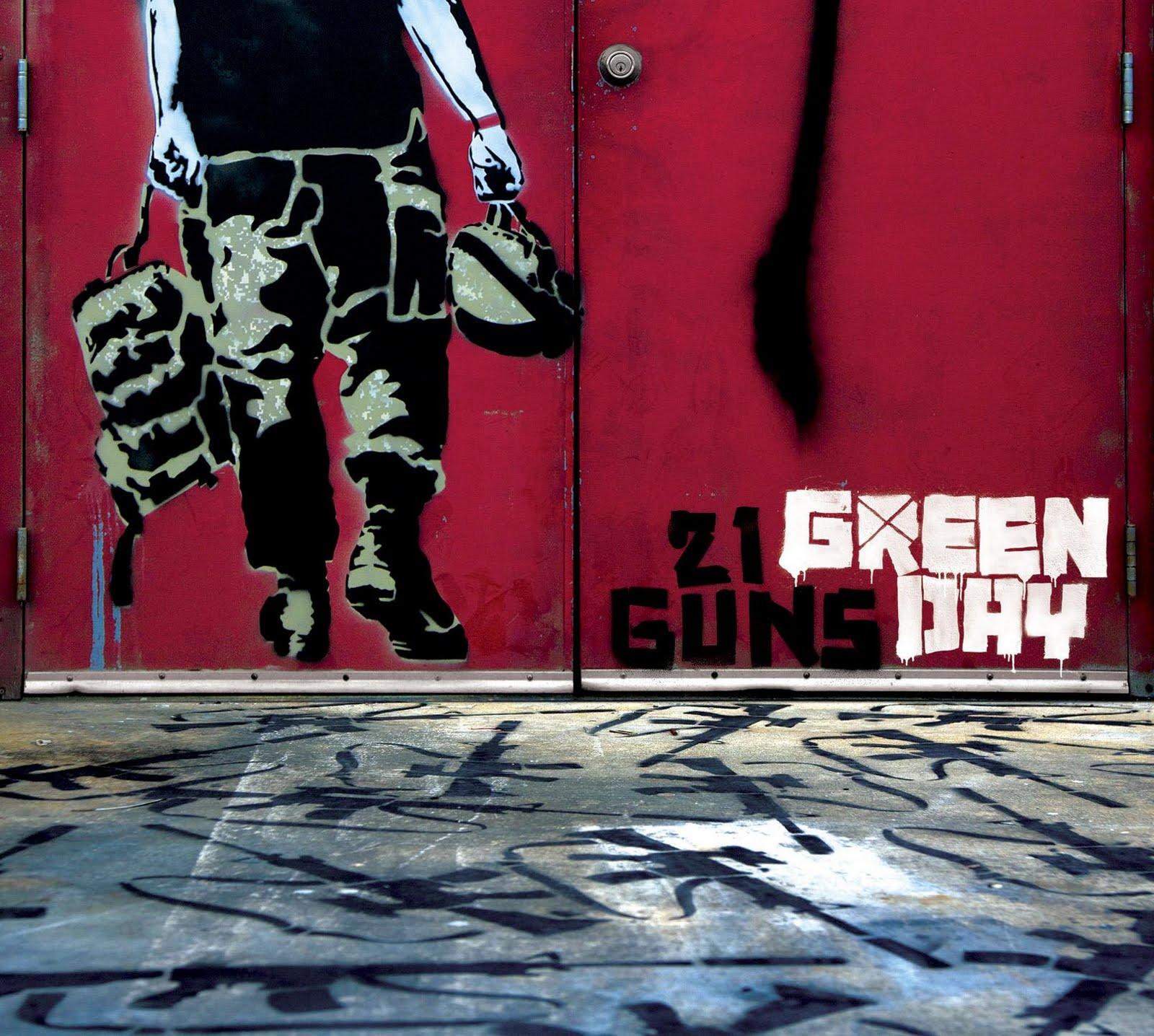 Greenday 21 Guns Guitar Chords Tabs Lyrics Song Facts Meaning