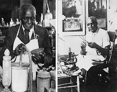 Green-Fact: George Washington Carver was an early pioneer of agri-industrial natural oil products.