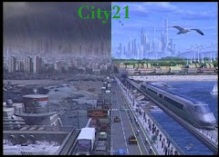 American Debut of City21: Recently Screened in France, Ready for US Public Future Cities..