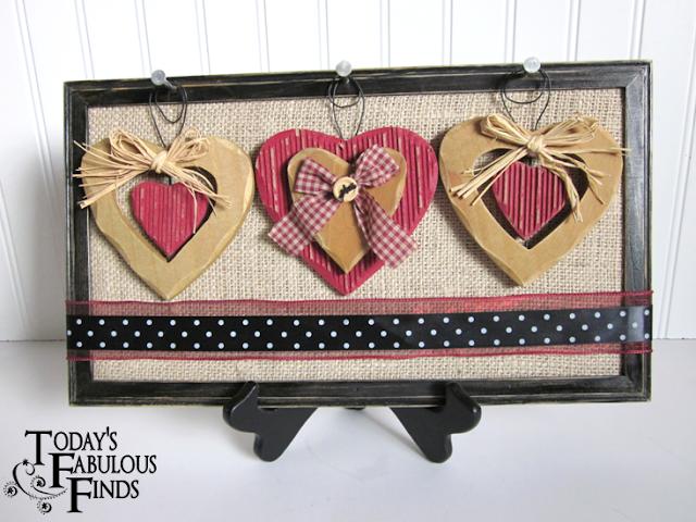 Sweet Love Valentine Photo Frame,love, Diy, Craft,