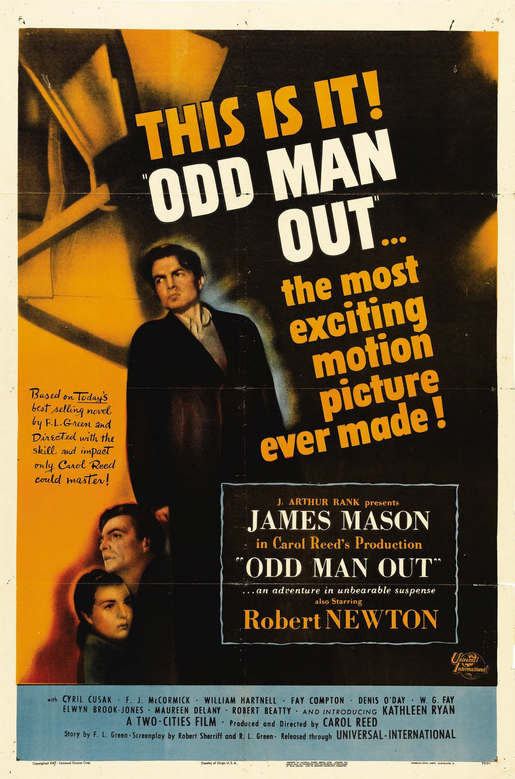 Odd Man Out 3
