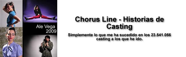 A Chorus Line - Historias de Casting