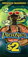 Psychonauts for $2