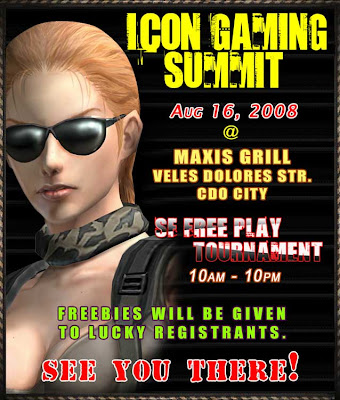 MyGame Special Force Online Philippines Icon Gaming Summit