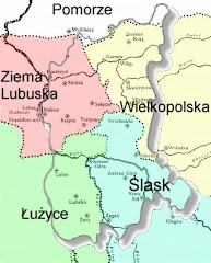 Historyczne krainy woj. lubuskiego
