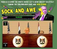 Zapatazo a Bush