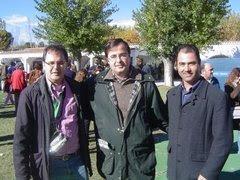 Con Principe Duero y Fylo.