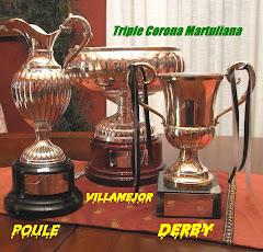 La Triple Corona Martuliana...