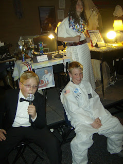 neil armstrong wax museum school - photo #19