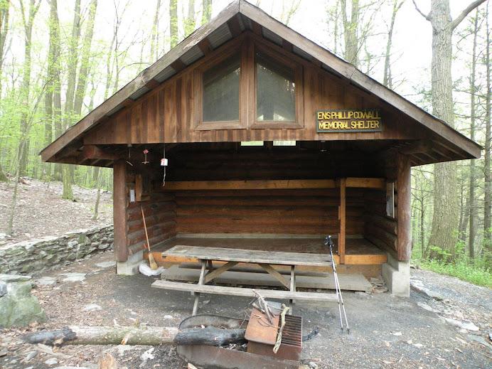 Very nice shelter