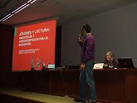 VI Jornadas de Bibliotecas Escolares de Extremadura en Cáceres Gracia Iglesias Pep Bruno Alfredo Gómez Cerdá Lorenzo Soto