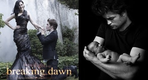 Baby Picture on Twilight Breaking Dawn Birth Scene   Teaser Trailer