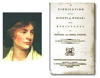 a vindication of the rights of woman A vindication of the rights of woman (dover thrift editions) [mary wollstonecraft] on amazoncom free shipping on qualifying offers in an era of revolutions demanding greater liberties for mankind, mary wollstonecraft (1759-1797) was an ardent feminist who spoke eloquently for countless women of her timehaving witnessed firsthand the devastating results of male improvidence.
