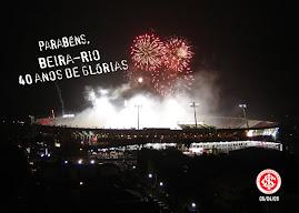 BEIRA RIO ESTÁ DE ANIVERSÁRIO