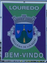 Brazão da freguesia de Louredo