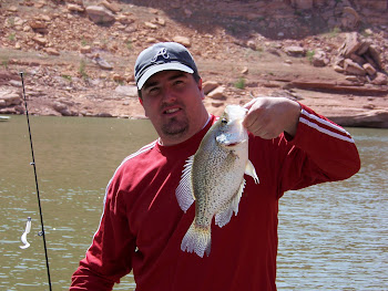 Big Lake Powell Crappie