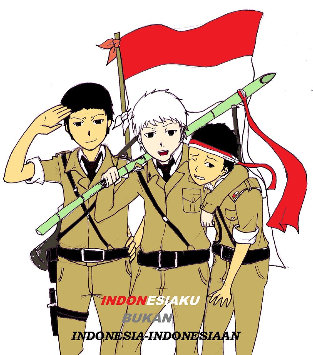 peduda indonesia dan teknologi, Gambar Semangat Peringatan Sumpah Pemuda, Sumpah Pemuda