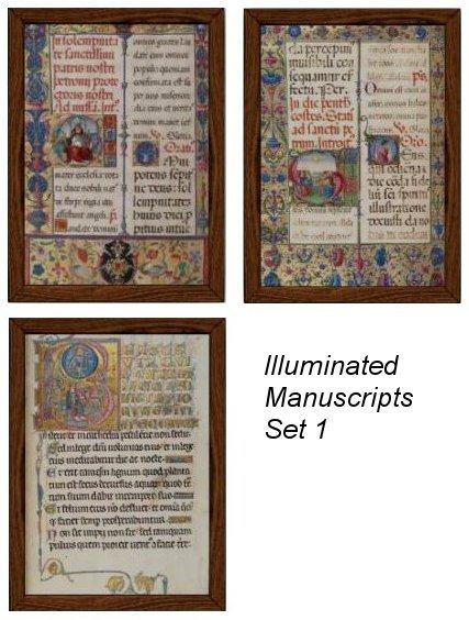 :: FINDS SIMS 3: JUNIO - 2010 :: IlluminatedManuscriptsSet1