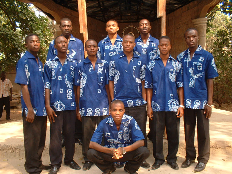Newly Elected Cadet Officers of 2008