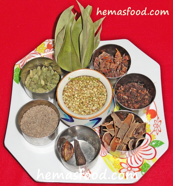 How to make Garam Masala Powder