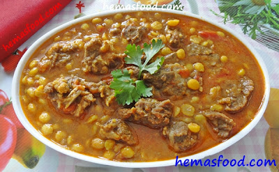 Mutton Bengal Gram Curry