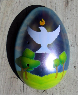 Inspiration Easter dove