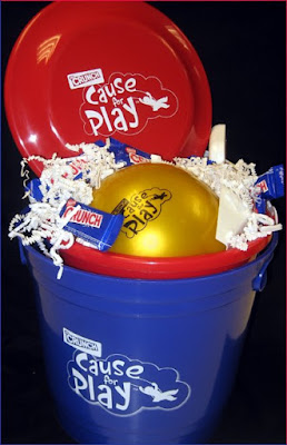 Prize bucket