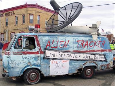 Alien Trackers